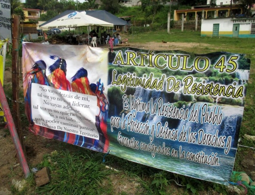 Communities Defend Public Health Against Mining and COVID-19 in Guatemala
