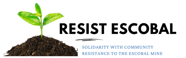 Resist Escobal Logo
